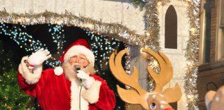 The Brampton Board of Trade Santa Claus Parade